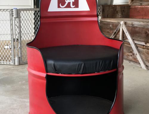 55 Gallon Drum Furniture 2