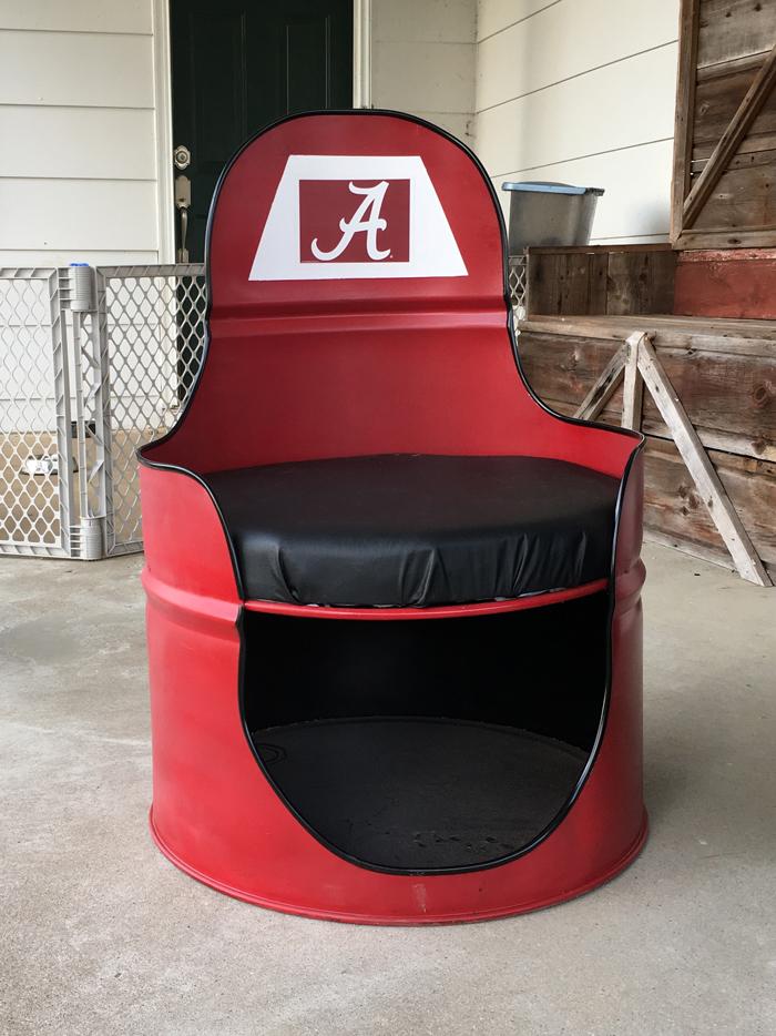 Merveilleux 55 Gallon Drum Furniture 2